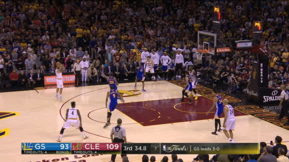 Record-breaking Cavs explosion sends suddenly heated ...