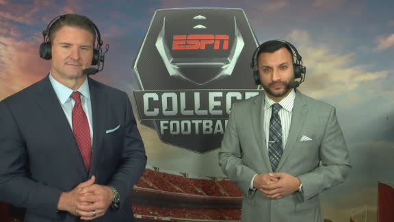 Rudolph, defense key in Oklahoma State's win - ESPN Video ...