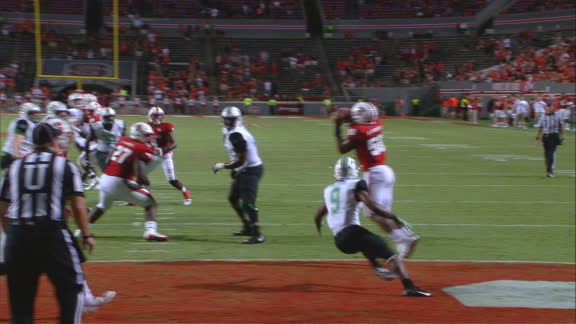 NC State picks off Marshall in the red zone