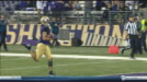 Browning fires deep downfield to Pettis for another TD