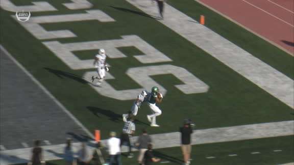 Eagles' QB Roback connects to Bailey for TD in 1st OT