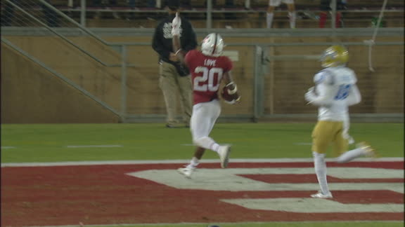 Breaking down Stanford's 58-34 win over UCLA
