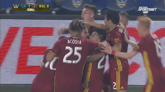 Beckerman pulls RSL level at the death