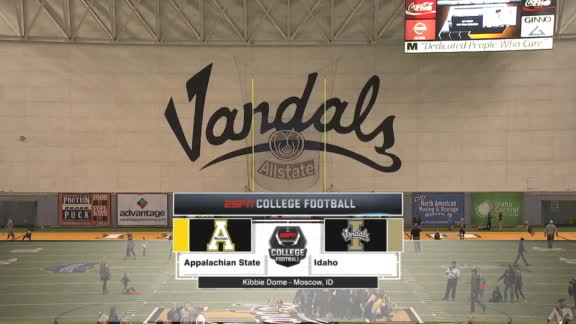 Bender and Taylor with the final analysis of Appalachian State's come-from-behind victory
