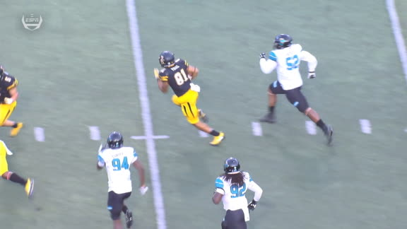 Appalachian State takes back lead with rushing TD
