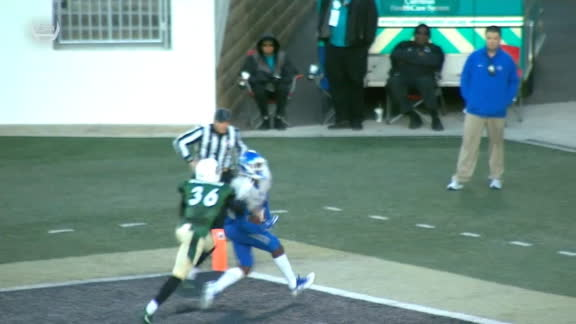 Middle Tennessee's Stockstill finds Smith for third TD of the game