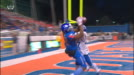 Rypien hits Evans for Boise State TD