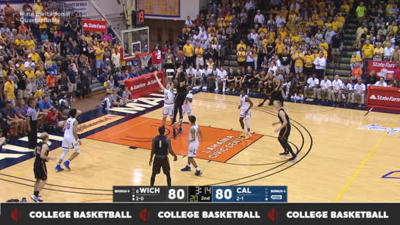 Morris takes the lead for Wichita State