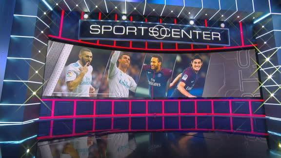 Los antecedentes entre Real Madrid y PSG por la UEFA Champions League