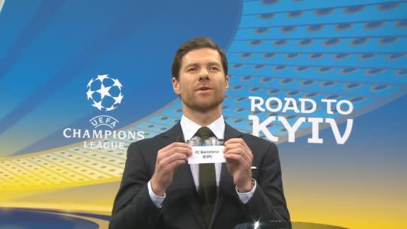 Ya están definidos los cruces de Octavos de Final de la UEFA Champions League.