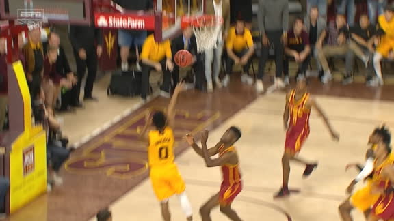 ASU's Holder hits game winner with 1.4 seconds left