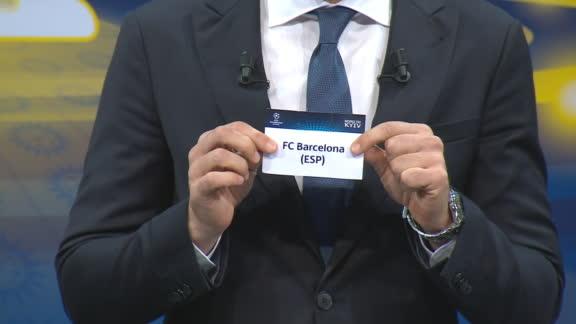 Así quedaron los cuartos de final de la Champions