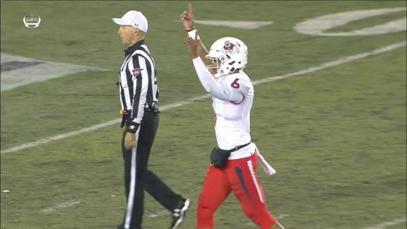 Fresno State takes lead with 19-yard TD