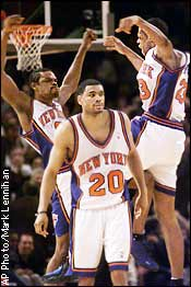 Toronto Raptors/New York Knicks NBA recap on ESPN