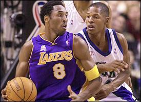 Kobe Bryant, Ray Allen