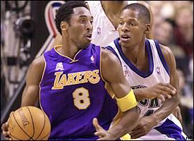 Kobe Bryant, Ray Allen