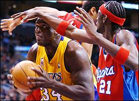 Shaquille O'Neal,