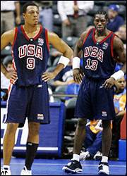 Paul Pierce and Ben Wallace