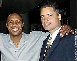 Jay Williams and Bill Duffy