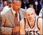 Bryon Scott and Jason Kidd