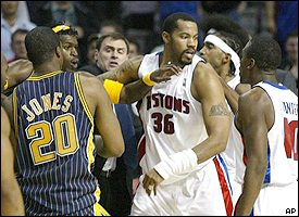 Fred Jones, Rasheed Wallace