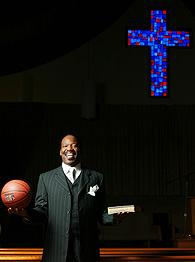 Pastor James Redd