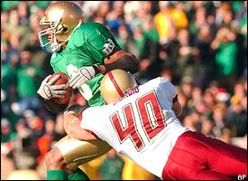 factory authentic ecdfb 83ef3 The Green Machine: A History of Notre Dame's Green Jerseys ...