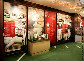Oklahoma University athletic museum