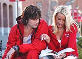 Tommy Lee and Natalie