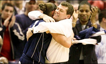 Diana Taurasi and Geno Auriemma are back in the Final Four.