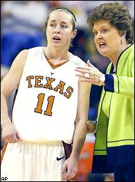 Jamie Carey and Jody Conradt