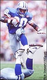 Barry Sanders