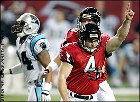 Jay Feely might have put the final nail in the Panthers' coffin.