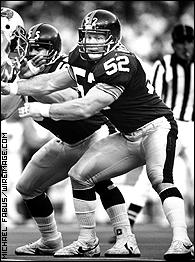 4c7f4552806 Mike Webster. Webster and the  74 draft class helped the Steelers ...