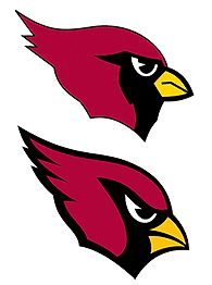The Cardinal Head That Has Served As Teams Logo Since 1960 When Franchise Moved From Chicago To St Louis Been Subtly Transformed Into A