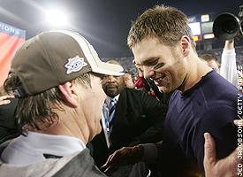Brady and Belichick