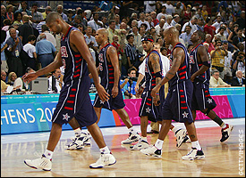 Team USA hoops