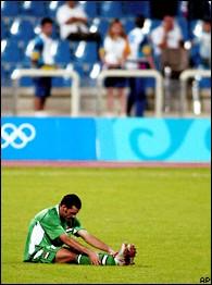 Iraq Soccer