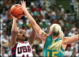 Tina Thompson