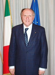 Mayor Camillo Scimone