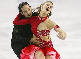 Tanith Belbin and Ben Agosto