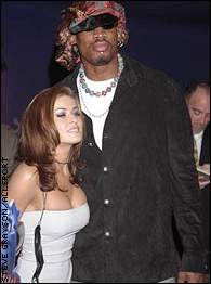 Carmen Electra, Dennis Rodman