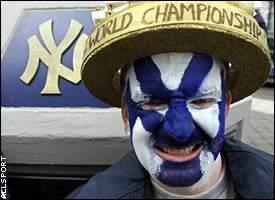 Yankees nut