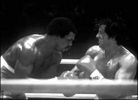 Rocky Balboa, Apollo Creed