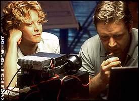 Meg Ryan, Russell Crowe