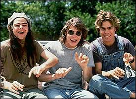 Dazed & Confused cast