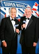 Pat Summerall and John Madden