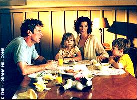 Dennis Quaid, Rachel Griffiths