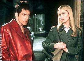 Ben Stiller, Christine Taylor
