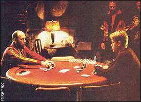 John Malkovich, Matt Damon
